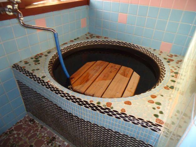 goemon bath